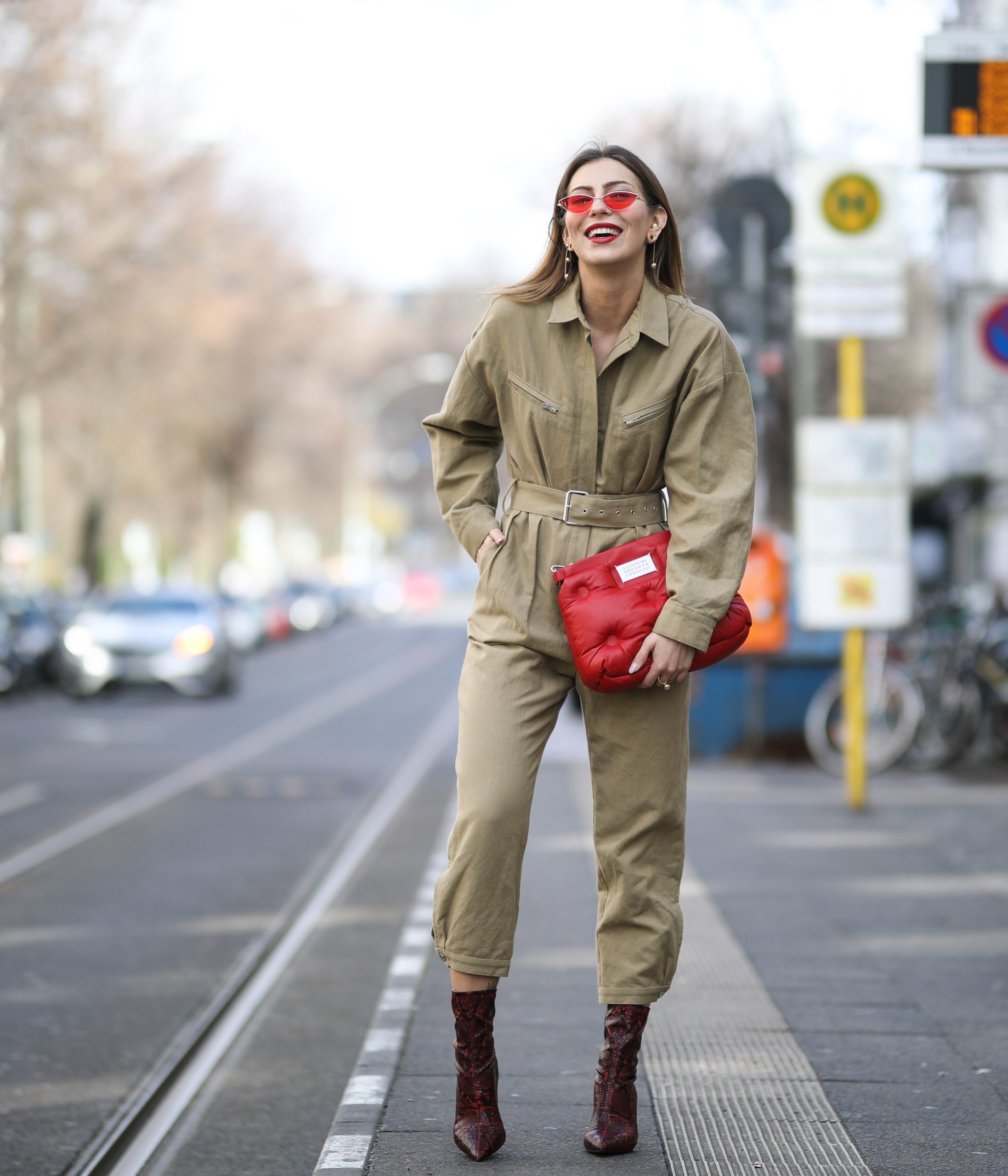 Womens Boiler Suit