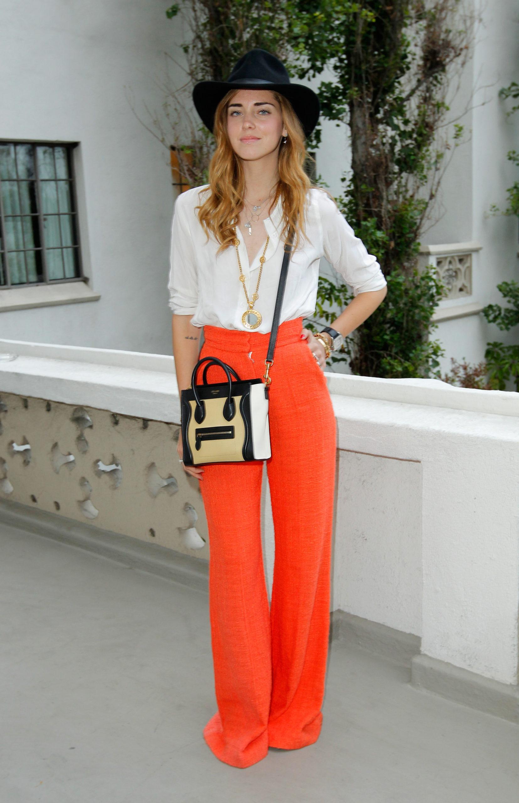 Summer Mandarin Orange fashion trends
