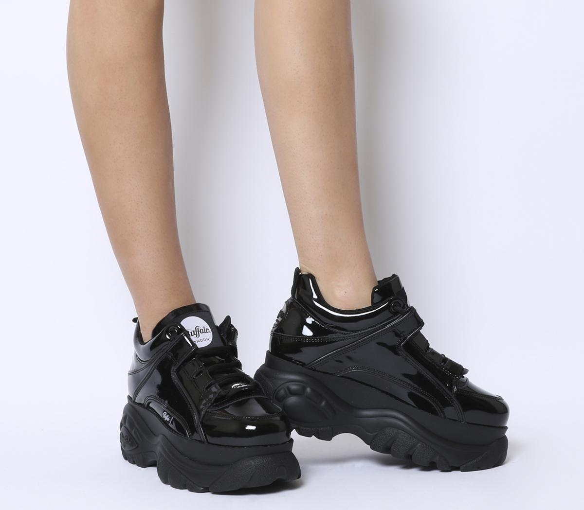 1339-14 2.0 Low Sneakers Black Patent