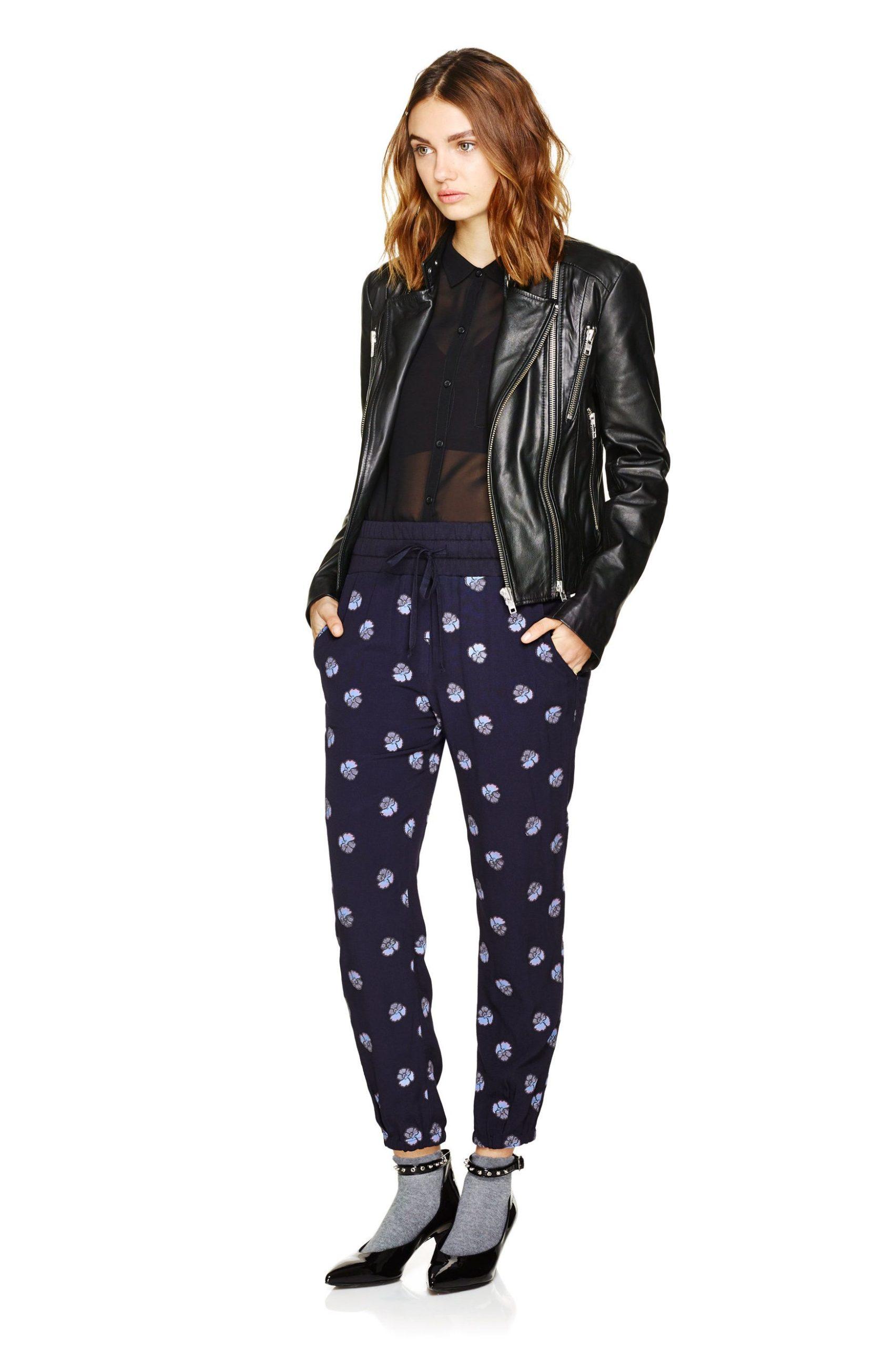 Women Patterned Pants