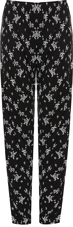 Women's Floral Full Length Trousers