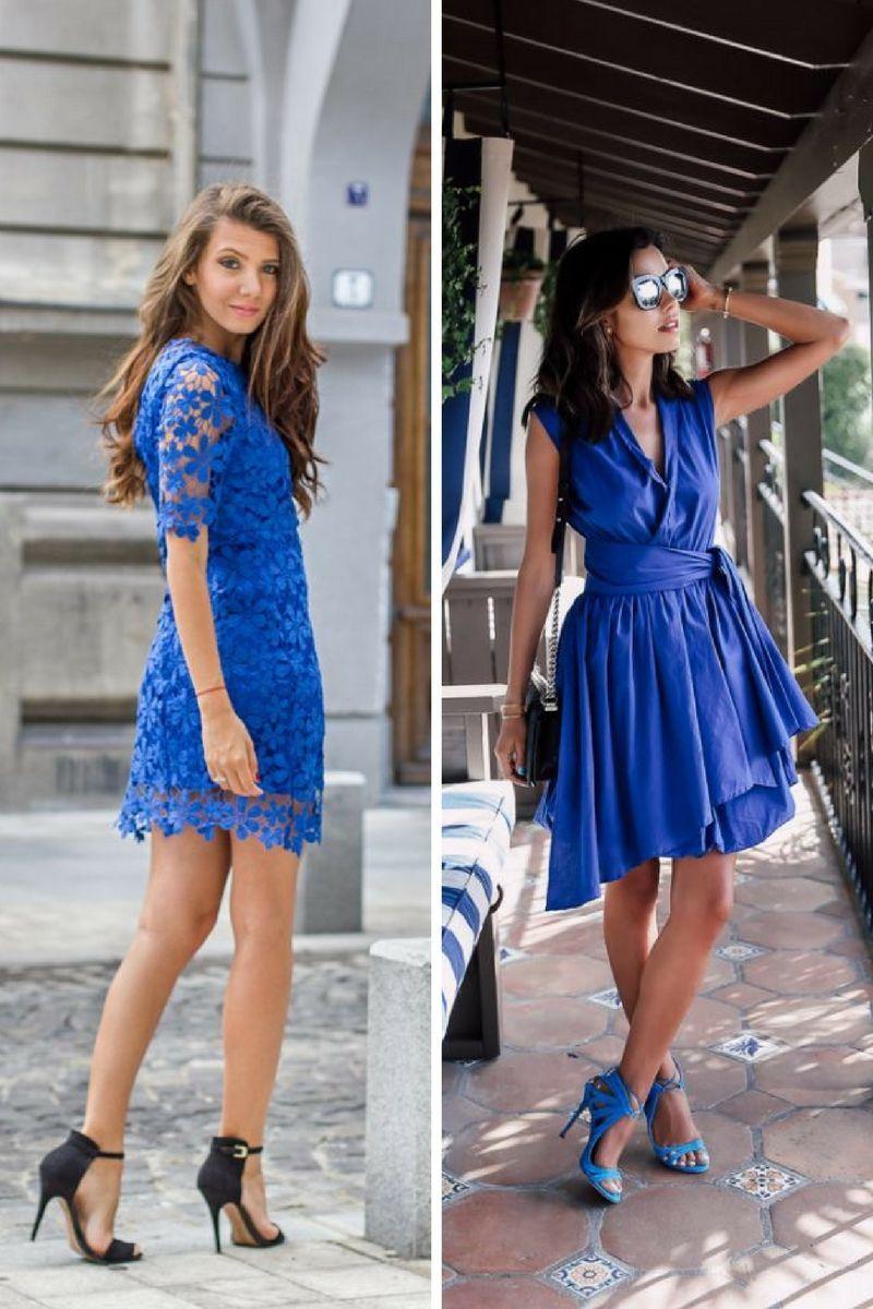 Summer Royal Blue fashion