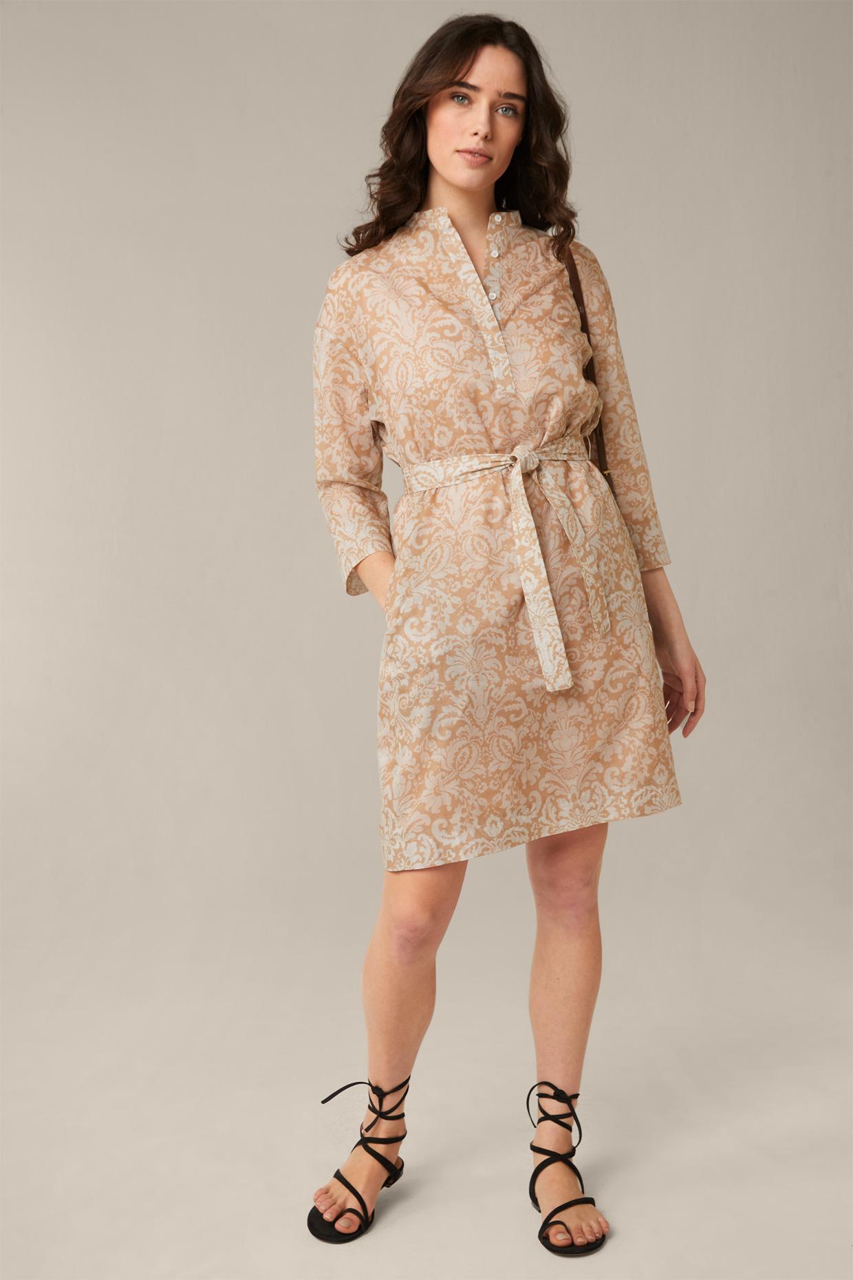 Batiste Fabric dress