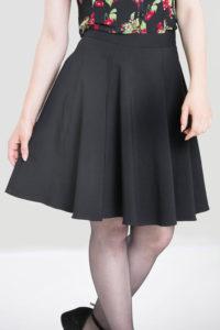 Black Skater Skirts