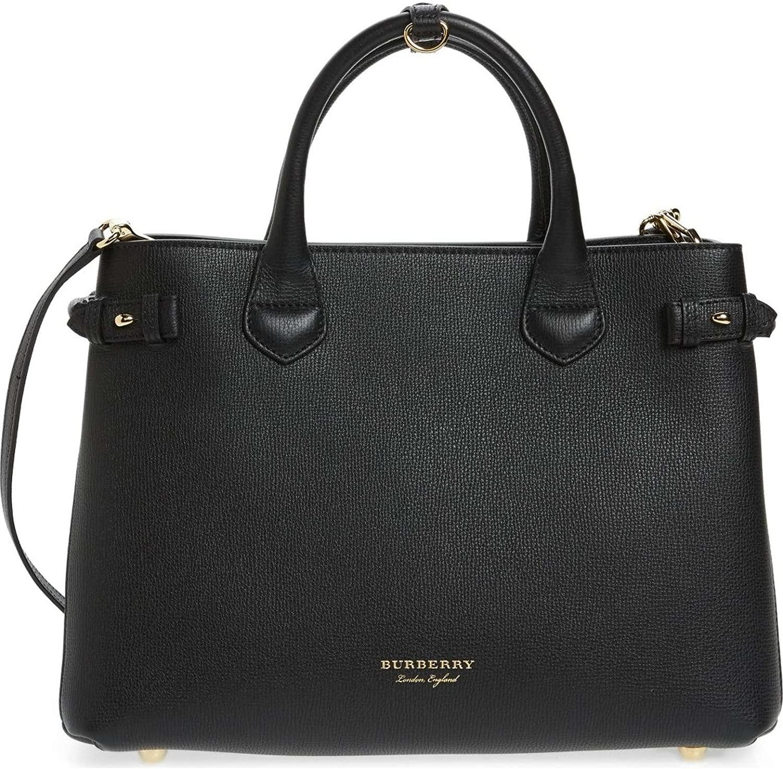Burberry Women's Top-Handle Bag black black
