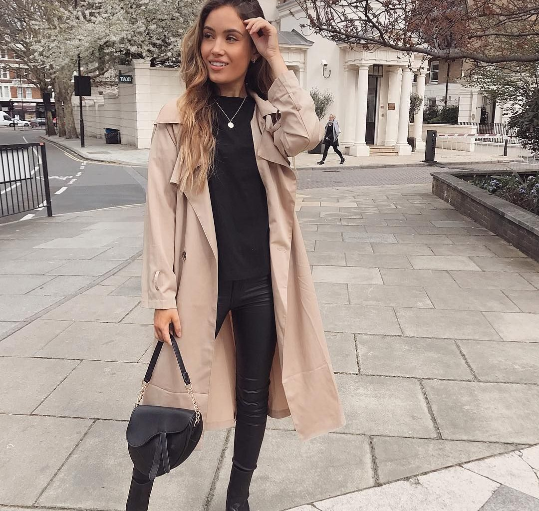 Cape Coat Wearing it to Work and Outdoor Events