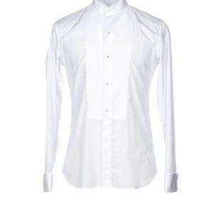 Dior Tuxedo Collar Shirt
