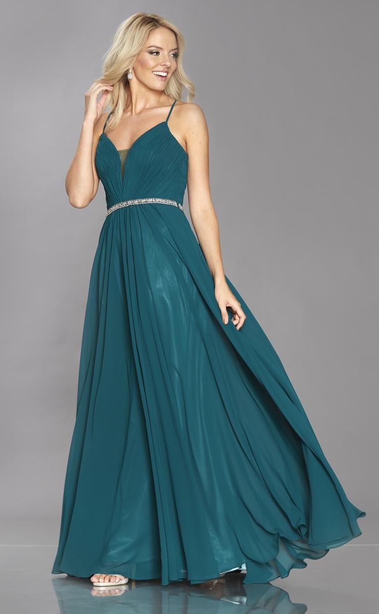 Illusion Prom – Adriana Dress