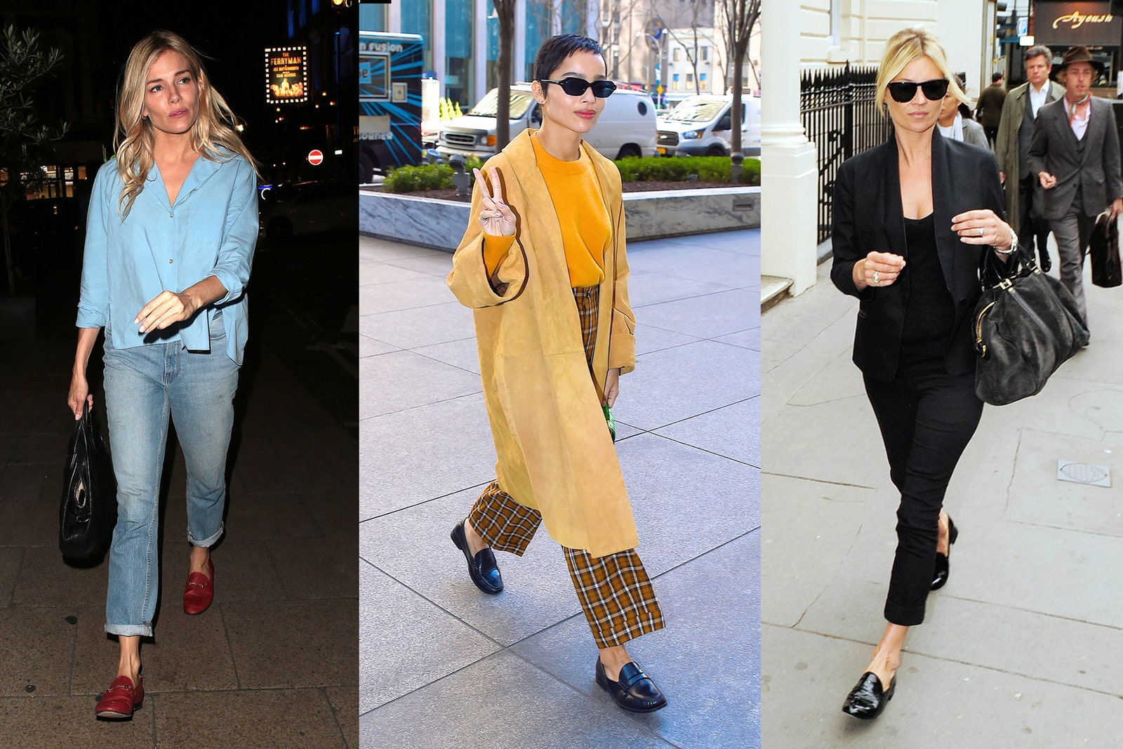 Chunky Loafers for Women