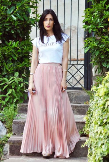Maxi Skirt in Different Colours