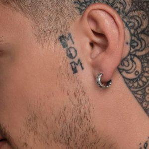 Men's Hoop Earrings image