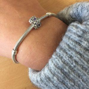 Pandora 19cm Genuine Sterling Silver Bracelet