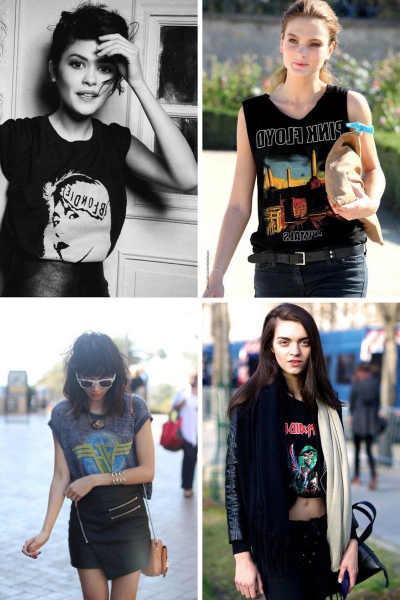 T-shirt Fashion trend