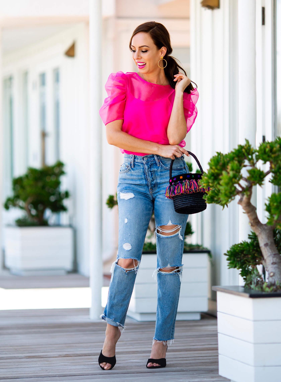 Summer Bold Pink / Fuchsia fashion
