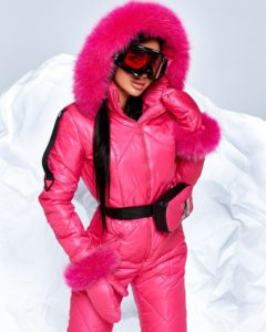 Women's Snowsuit