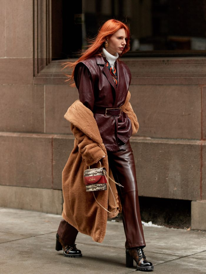 Winter Shades of Brown fashion trends