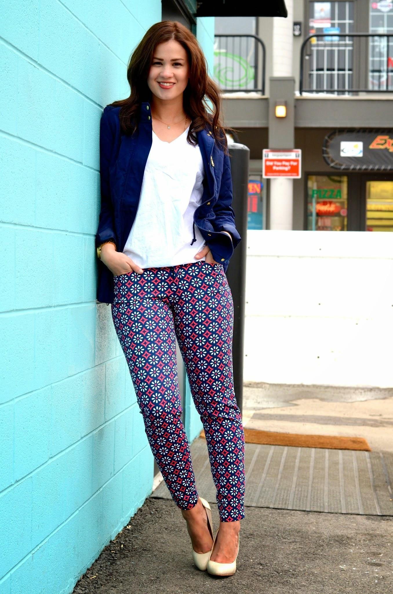 Women's Patterned pant