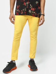 cotton jeans for men image