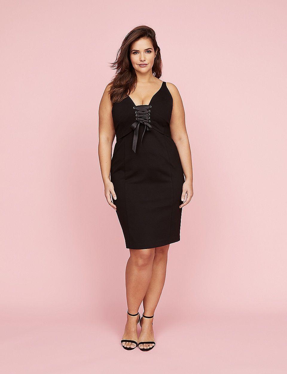 Corset Plus Size Dresses