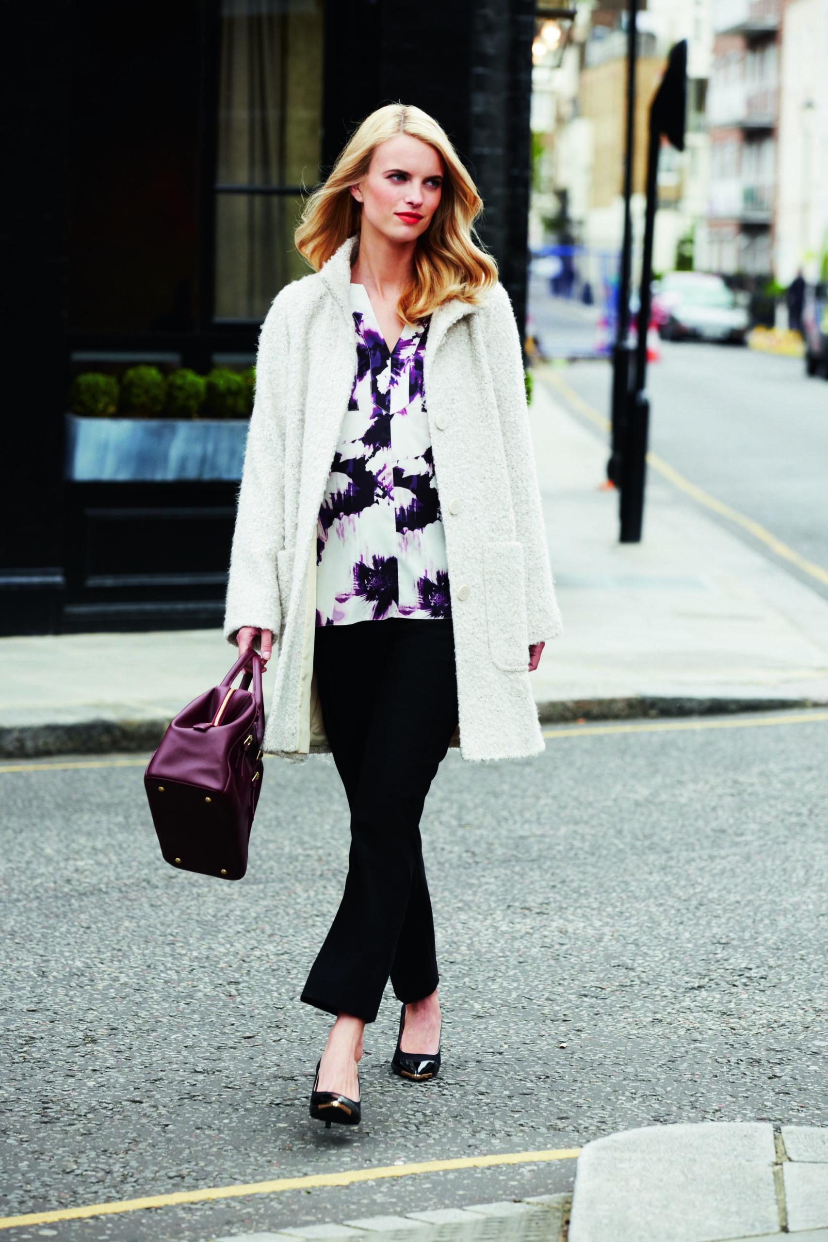 Winter Cream fashion trends