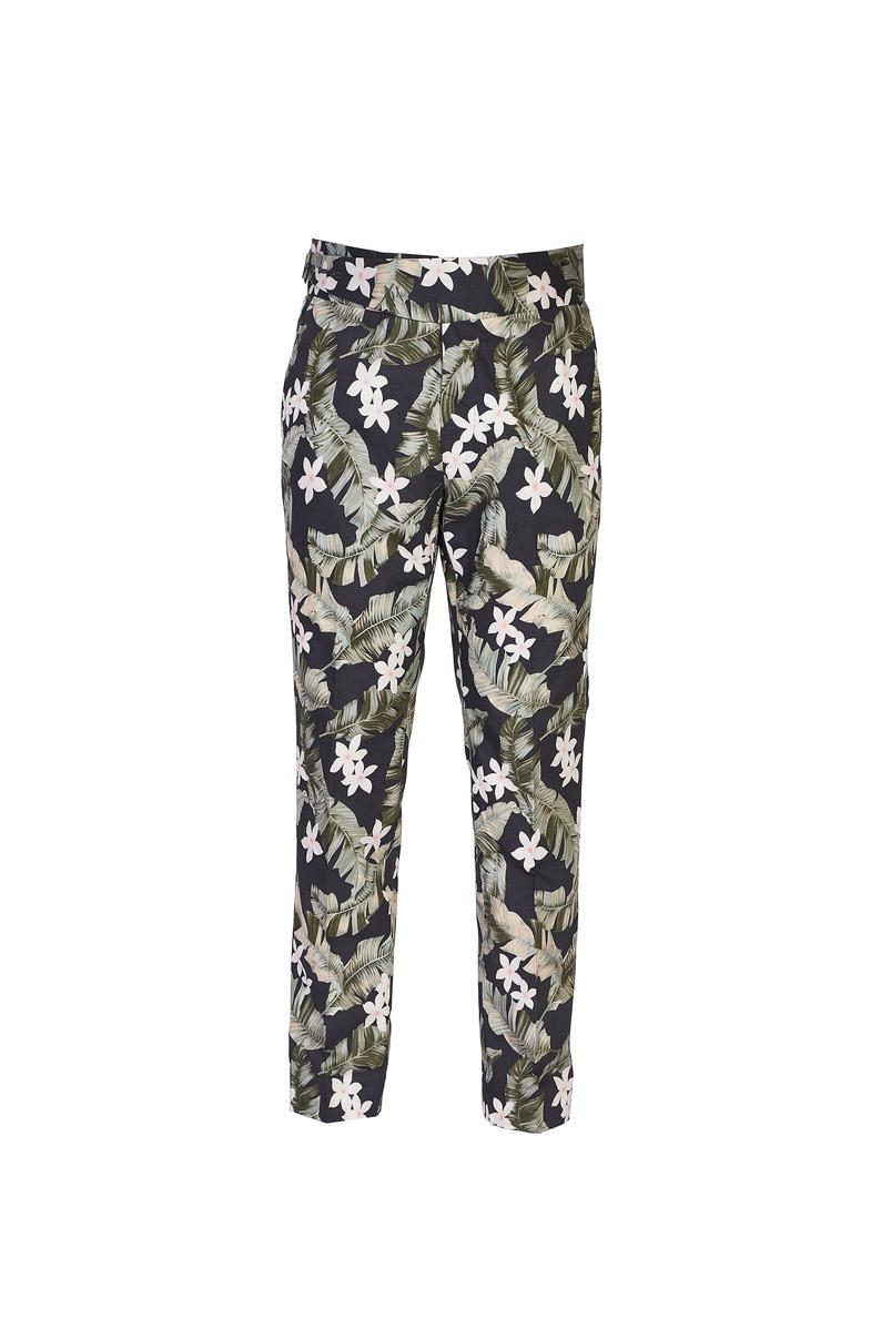 Kensington Floral Print Trousers