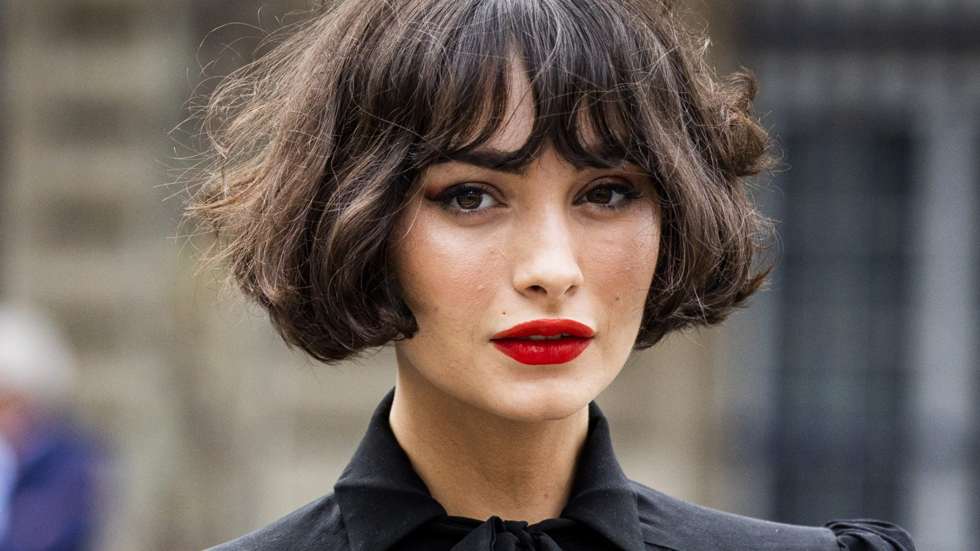 Women's FrenchBob Hairstyle