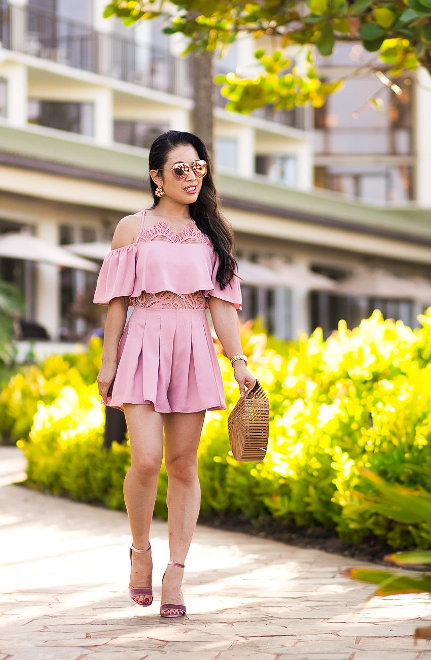 Spring Blush pink fashion