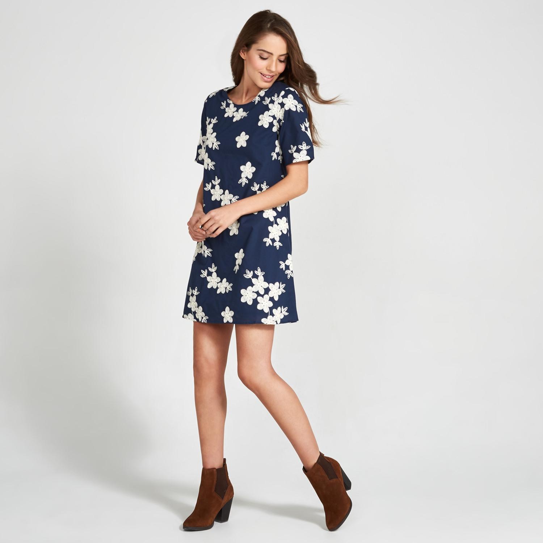 short swing dress
