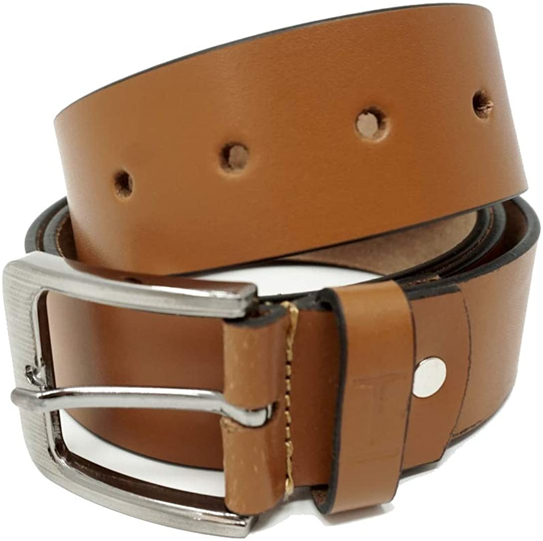 Men's Tara Tan Leather Belt