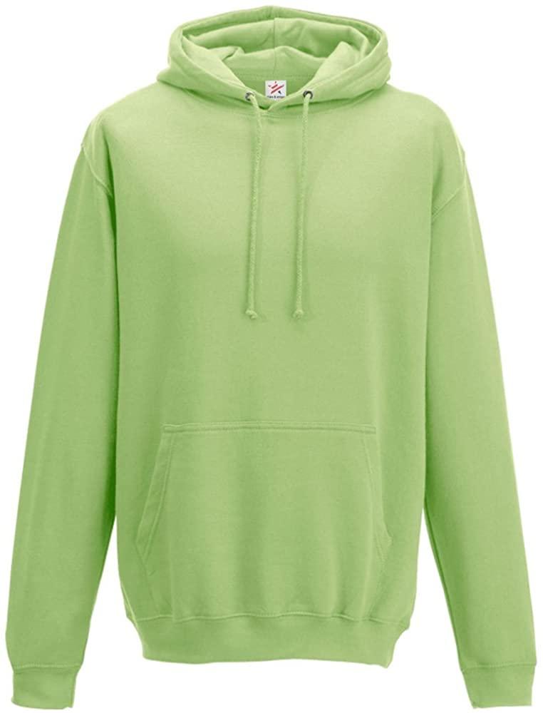 Green Hoodie, Pullover Hoodie Plus 1 T Shirt with Men's Hooded Sweatshirt