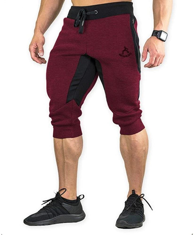 Cotton Sweatpants Jogger Pants Tapered Joggers