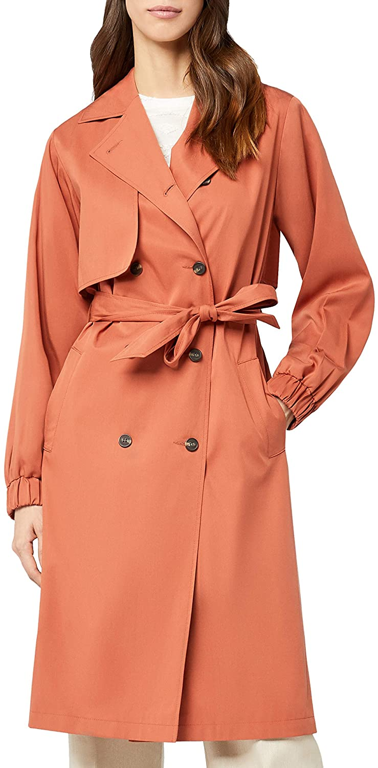 Women's Trench Belted Coat