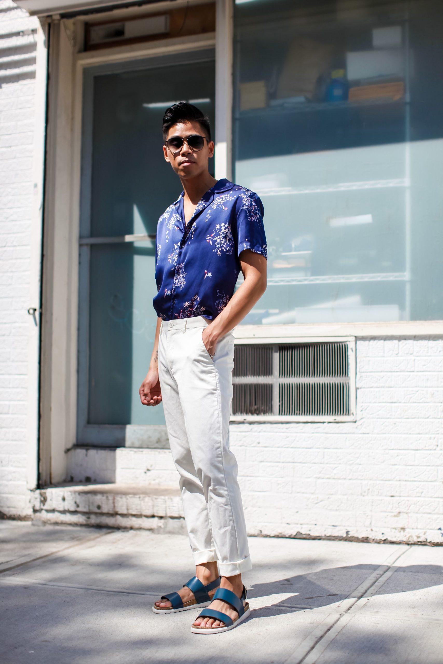 Men's Satin cotton Shirts