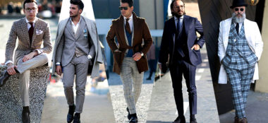 A Guide to Patterned Trousers for Men