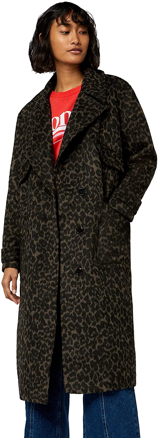 Amazon Brand - find. Women's Luxury Trench Coat