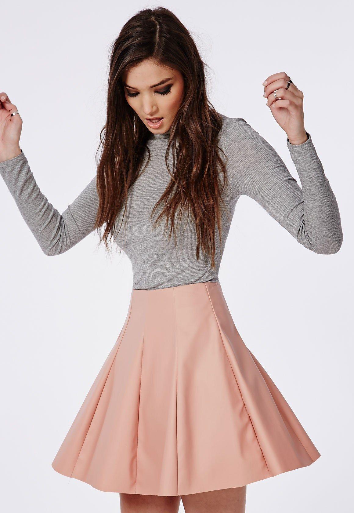 Angelic Skater Skirt
