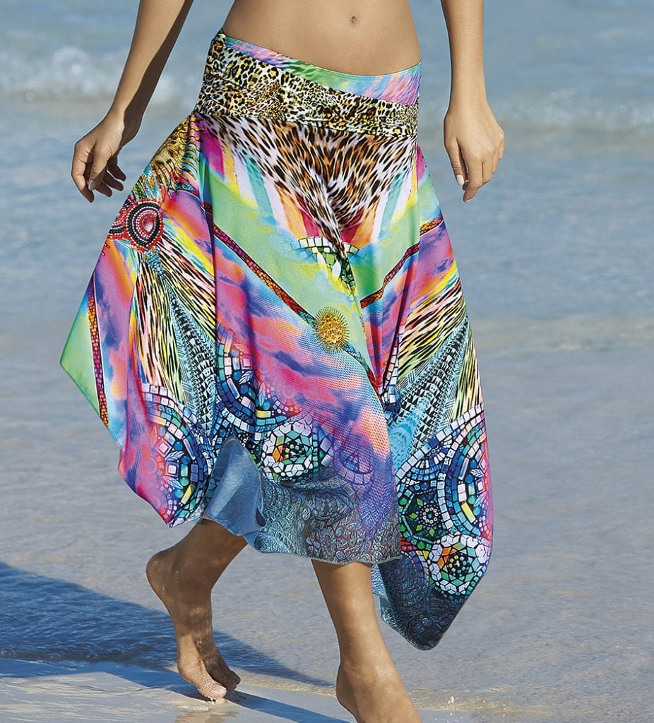 Beach Skirts for the Summer