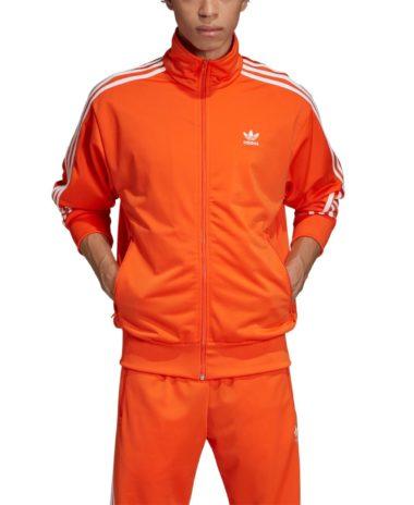 Buying an Orange Tracksuit