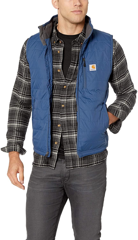 Carhartt Men's Gilliam Vest Work Utility Outerwear