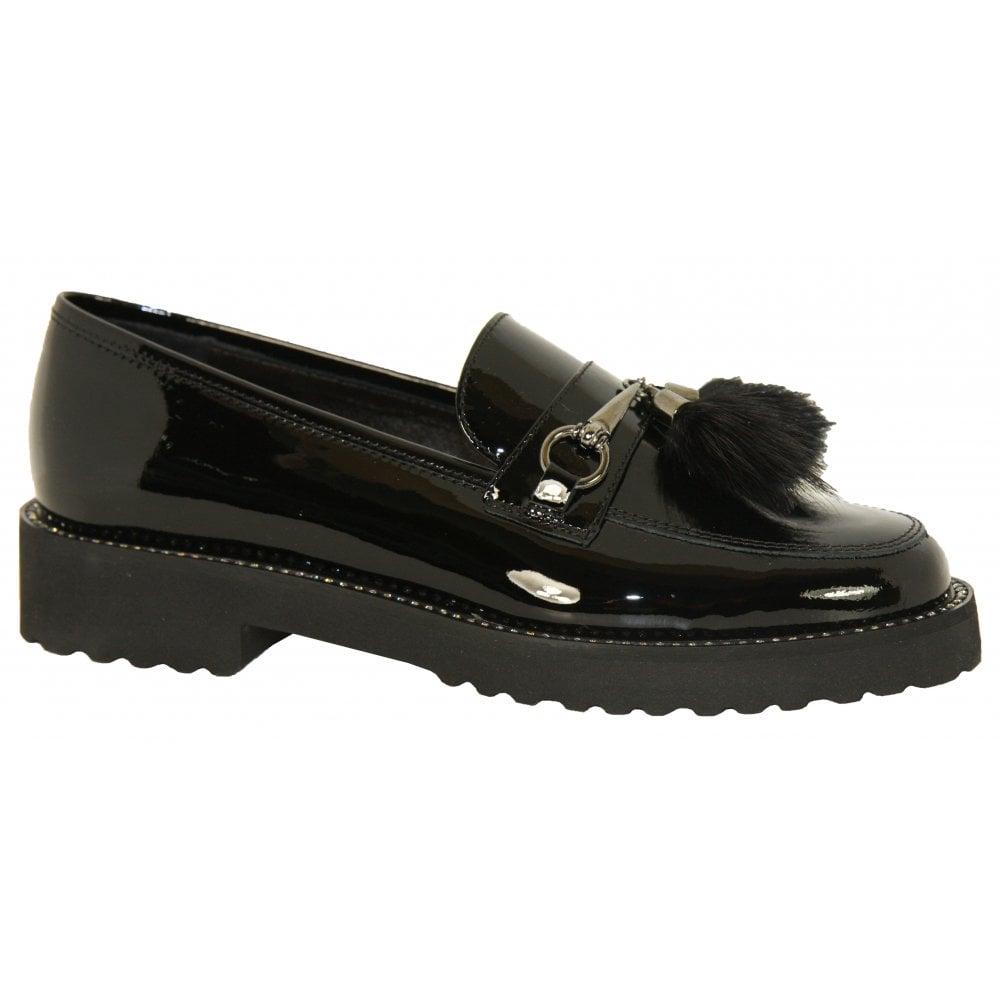 Chunky loafers E125M