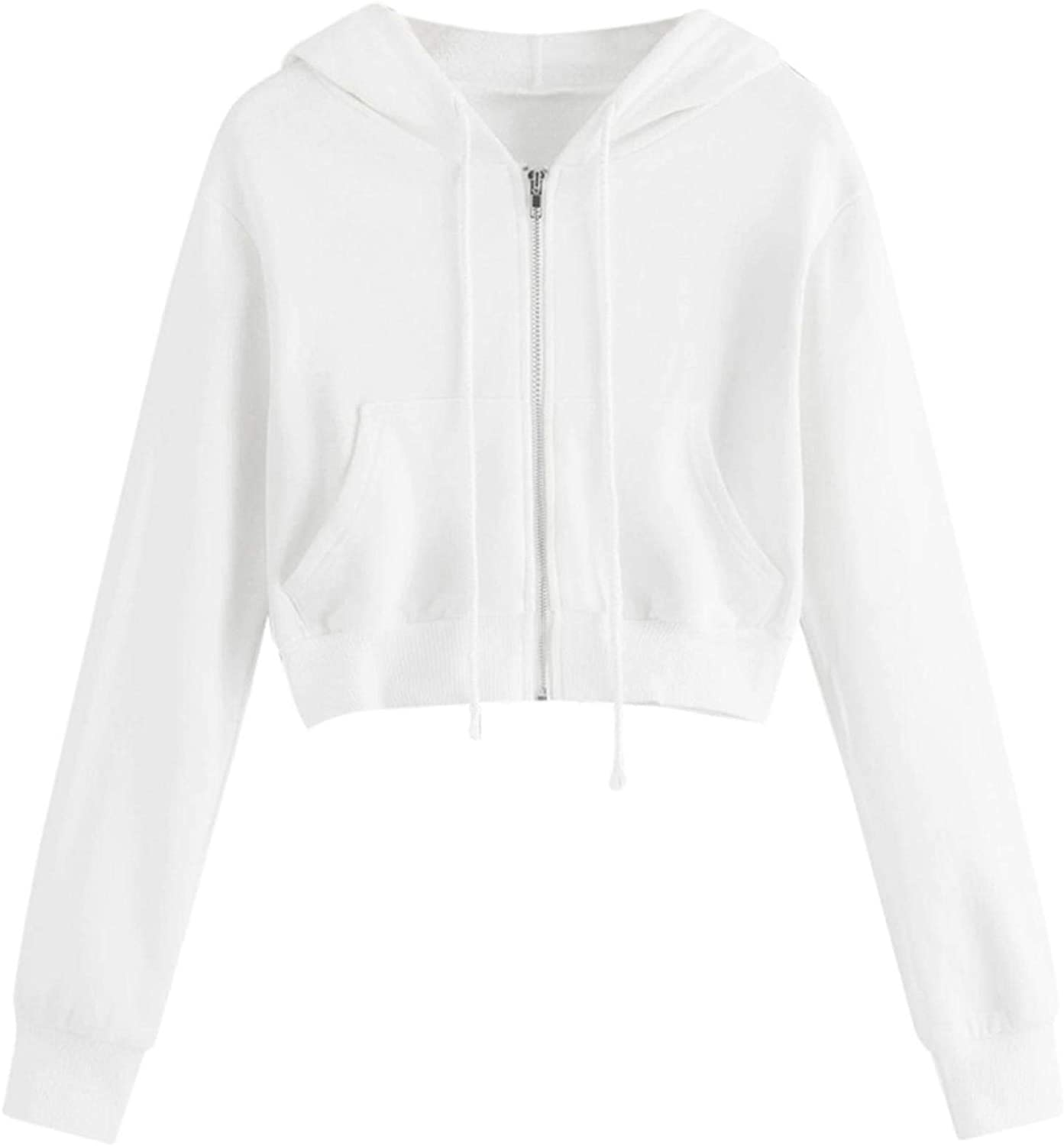 Cropped Hoodies for Teen Girls