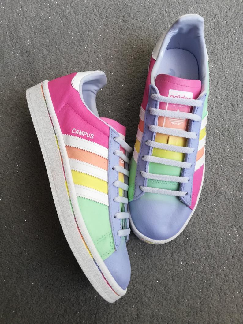 Custom Adidas UK Size 5