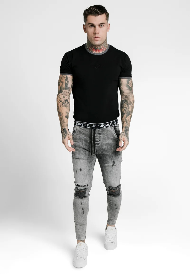DISTRESSED - Jeans Skinny Fit
