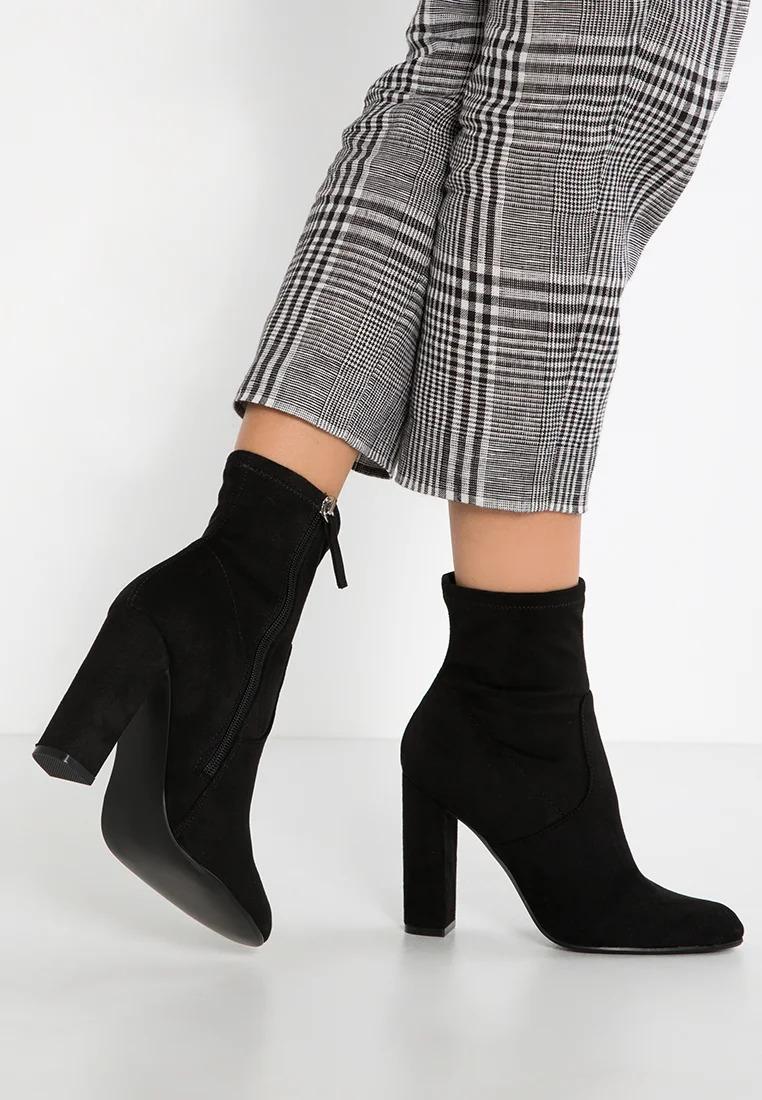 EDITT - High heeled ankle boots