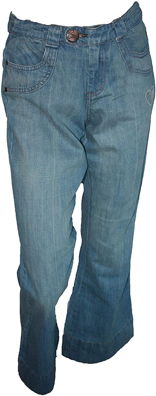 Ex Highstreet Stonewashed Kick Flare Jeans
