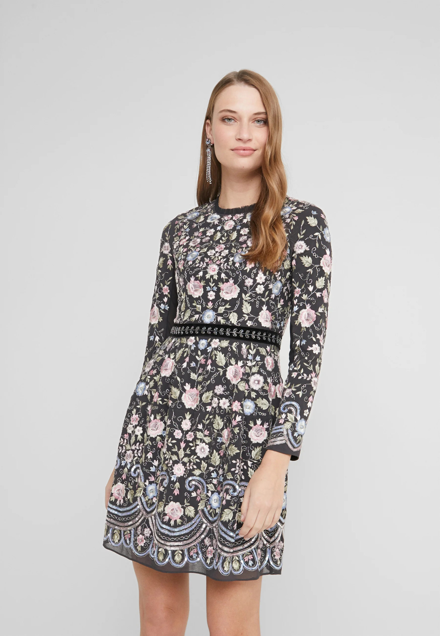 FLORAL WHISPER PROM - Cocktail dress / Party dress