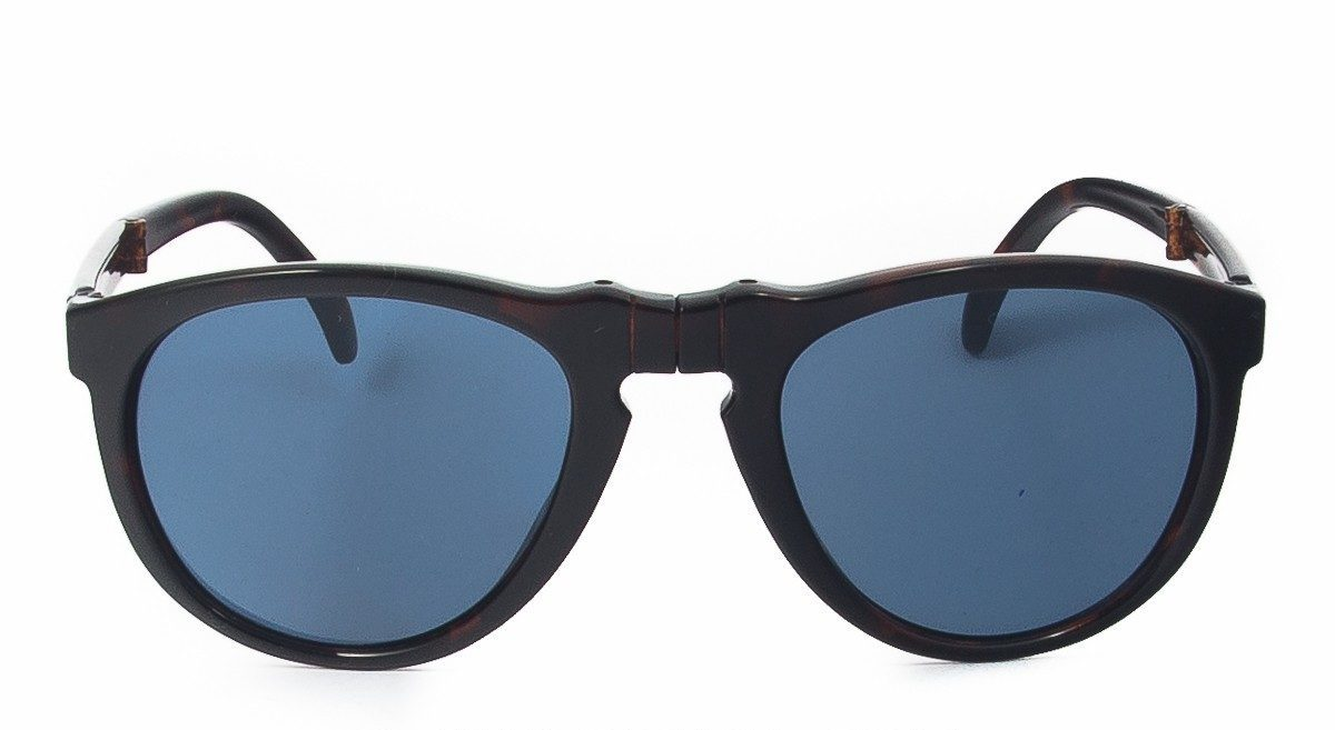 Folding sunglasses SUNPOCKET II Dark Tortoise