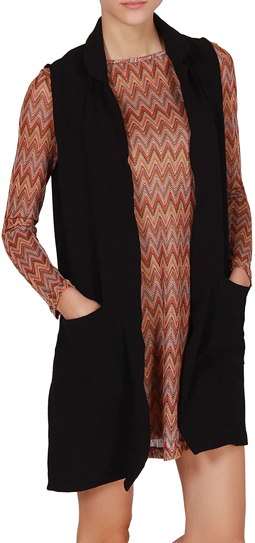 Glamorous Women's Sleeveless Blazer