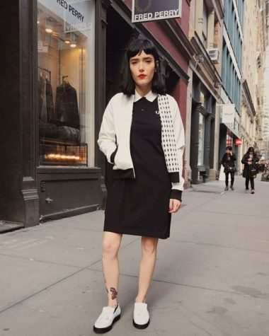 How to Accessorise with Fred Perry Ladies' Fashions