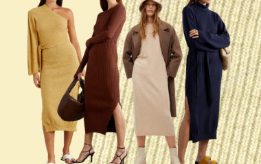 How to Choose a Knitted Midi Dress For a Special Occasion